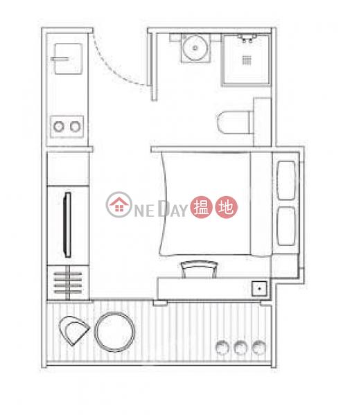 香港搵樓|租樓|二手盤|買樓| 搵地 | 住宅-出租樓盤|服務式住宅 品味裝修 乾淨企理 上車首選《都會名軒租盤》