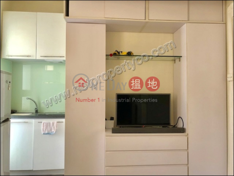 Fully Furnished Studio for Rent|Wan Chai DistrictKwong Tak Building(Kwong Tak Building)Rental Listings (A041724)_0
