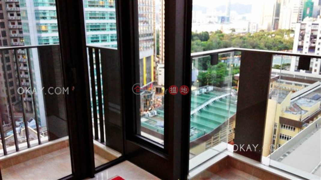 HK$ 17.5M, Park Haven, Wan Chai District Tasteful 1 bedroom with balcony | For Sale