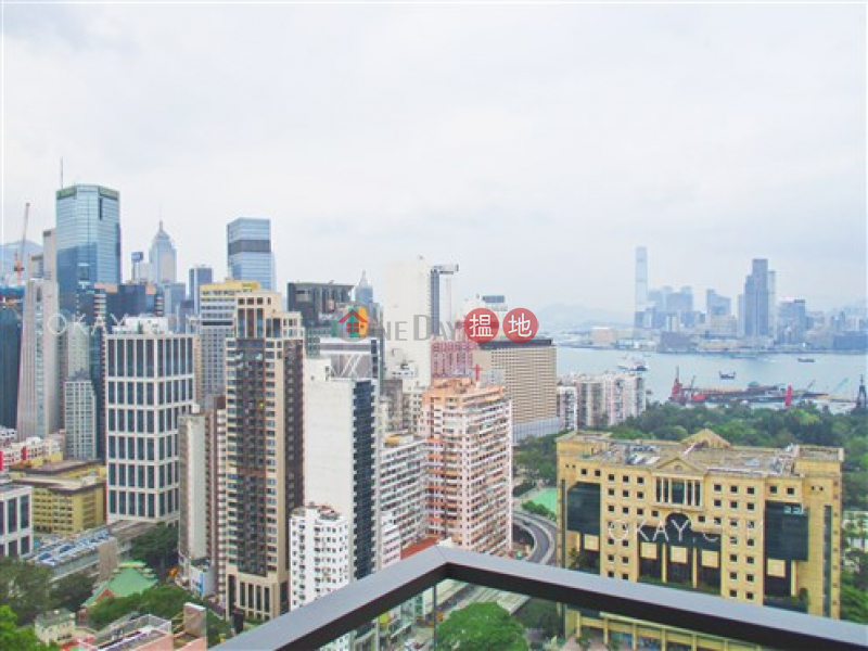 Elegant 2 bed on high floor with sea views & balcony | Rental | The Warren 瑆華 Rental Listings