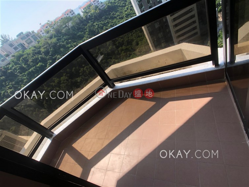 Unique 3 bedroom with sea views, balcony | Rental | South Bay Towers 南灣大廈 Rental Listings