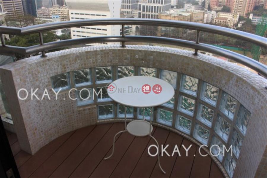 Rare 4 bedroom with balcony & parking | Rental 6 Broadwood Road | Wan Chai District | Hong Kong | Rental | HK$ 58,000/ month
