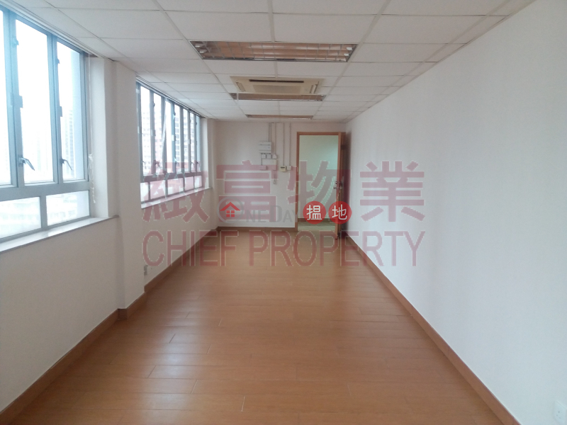 單邊多窗,交通方便|黃大仙區義發工業大廈(Efficiency House)出租樓盤 (33399)