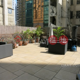 Intimate studio with terrace | For Sale