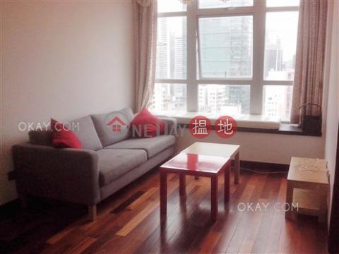 Stylish 2 bedroom on high floor with balcony | Rental|J Residence(J Residence)Rental Listings (OKAY-R59095)_0