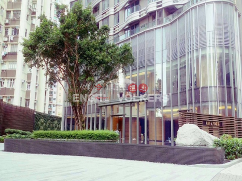 HK$ 58M | Arezzo, Central District, 3 Bedroom Family Flat for Sale in Central Mid Levels