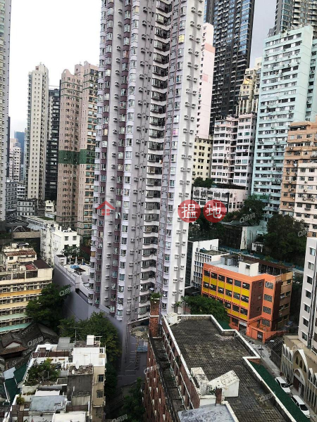 Rich View Terrace | 2 bedroom Mid Floor Flat for Rent | 26 Square Street | Central District, Hong Kong | Rental HK$ 23,000/ month