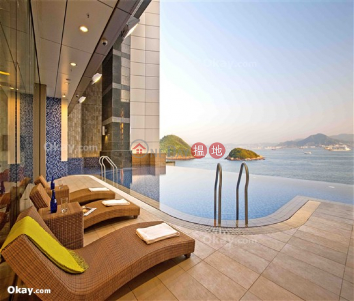 HK$ 12M | The Sail At Victoria | Western District, Charming 2 bedroom with sea views & balcony | For Sale