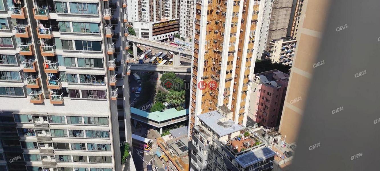 香港搵樓 租樓 二手盤 買樓  搵地   住宅 出租樓盤 內街清靜,交通方便,開揚遠景鴻利大廈租盤
