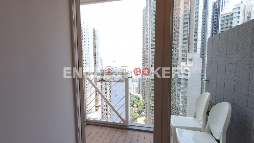 HK$ 30,000/ month | The Icon, Western District, 1 Bed Flat for Rent in Mid Levels West