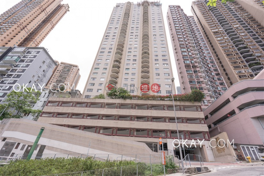Property Search Hong Kong   OneDay   Residential, Rental Listings, Efficient 4 bed on high floor with balcony & parking   Rental