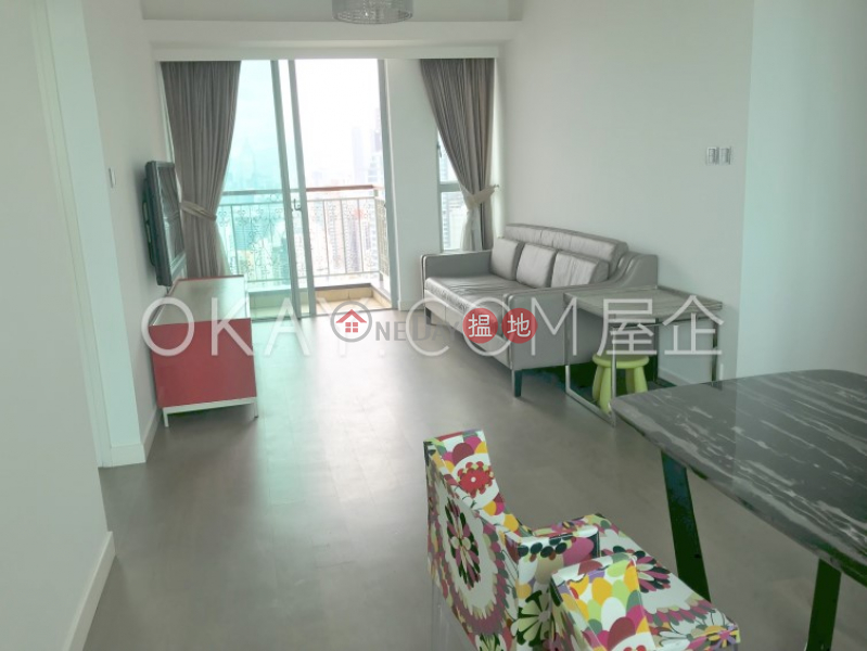 Property Search Hong Kong | OneDay | Residential Rental Listings Nicely kept 3 bed on high floor with harbour views | Rental
