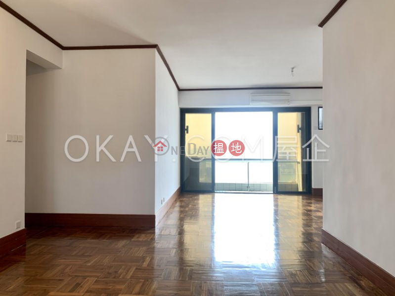 HK$ 69,000/ month Cavendish Heights Block 6-7 Wan Chai District Unique 3 bed on high floor with harbour views & balcony   Rental