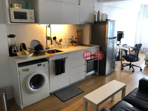 NO AGENCY FEE! Bright, contemporary studio (or office),in heart of central financial district + local art scene near MTR.|New Central Mansion(New Central Mansion)Rental Listings (landlord)_0
