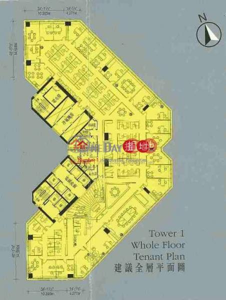 創紀之城一期(1座)|觀塘區創紀之城一期一座(Millennium City 1 (Tower One))出租樓盤 (daisy-00104)