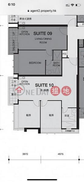 Flat for Rent in J Residence, Wan Chai, 60 Johnston Road | Wan Chai District, Hong Kong, Rental | HK$ 36,000/ month