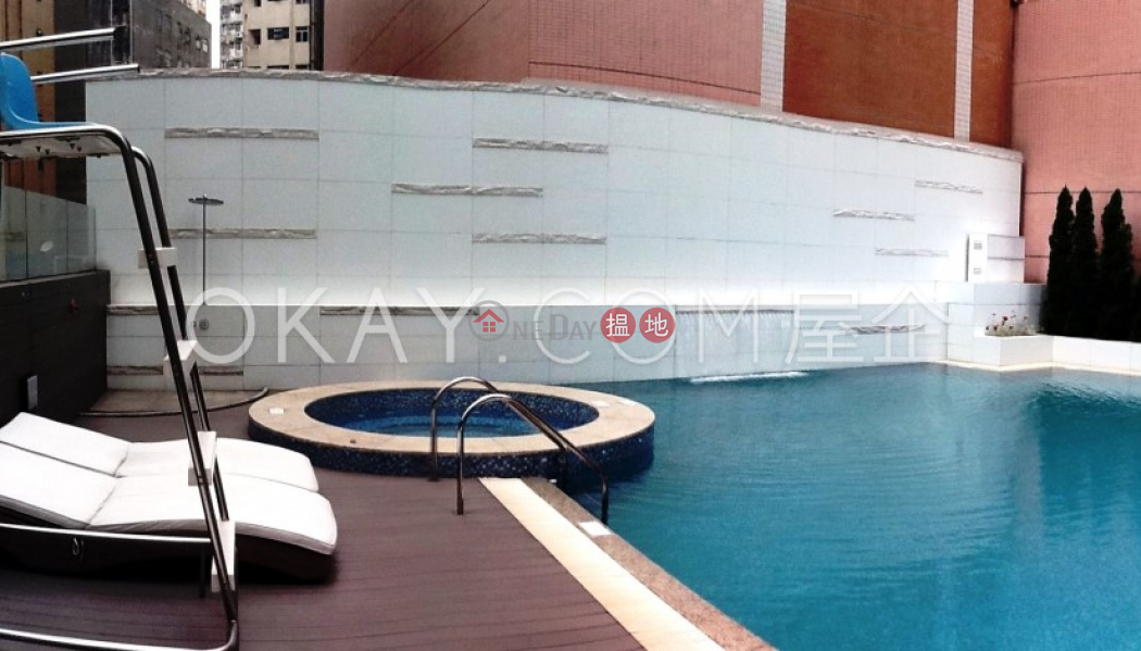 Charming 2 bedroom with balcony   For Sale   One Pacific Heights 盈峰一號 Sales Listings