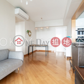 Charming 2 bedroom on high floor with balcony | For Sale