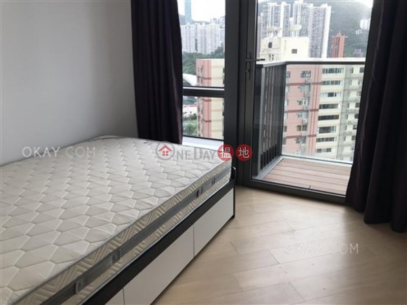 2房1廁,極高層,露台雋琚出租單位-8重士街 | 灣仔區香港-出租HK$ 31,000/ 月