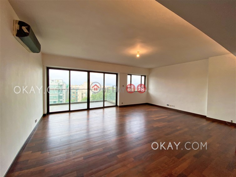 Efficient 4 bedroom with balcony & parking | Rental | Po Shan Mansions 寶城大廈 Rental Listings