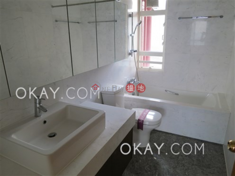Rare 4 bedroom on high floor with sea views & balcony | Rental | Pacific View 浪琴園 Rental Listings