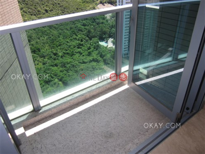 HK$ 42M, Larvotto | Southern District Gorgeous 3 bed on high floor with sea views & balcony | For Sale