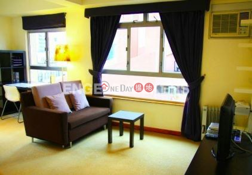 1 Bed Flat for Rent in Soho, The Elgin 伊利閣 Rental Listings | Central District (EVHK94933)