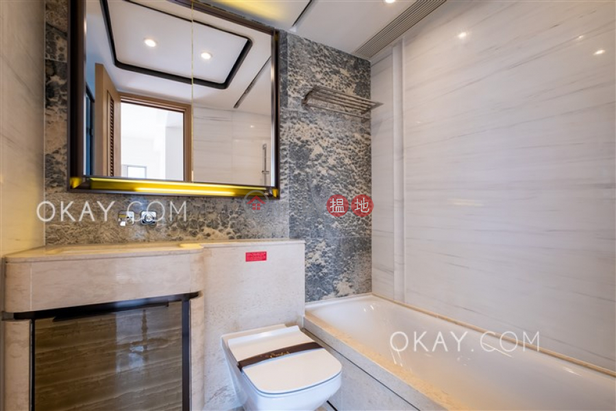 HK$ 70,000/ month   My Central   Central District   Beautiful 3 bed on high floor with rooftop & balcony   Rental