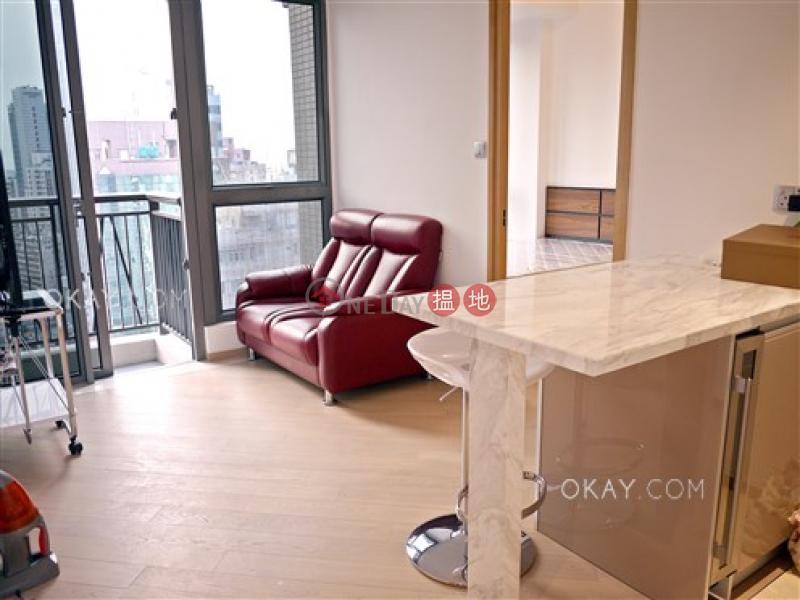 1房1廁,極高層,露台《薈臻出售單位》-1桂香街 | 西區-香港-出售|HK$ 820萬