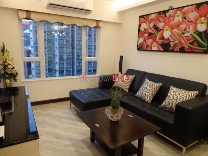 HK$ 1,800萬堅苑|中區蘇豪區兩房一廳筍盤出售|住宅單位