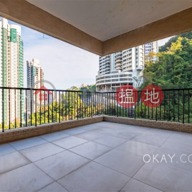 Efficient 4 bed on high floor with rooftop & terrace | Rental