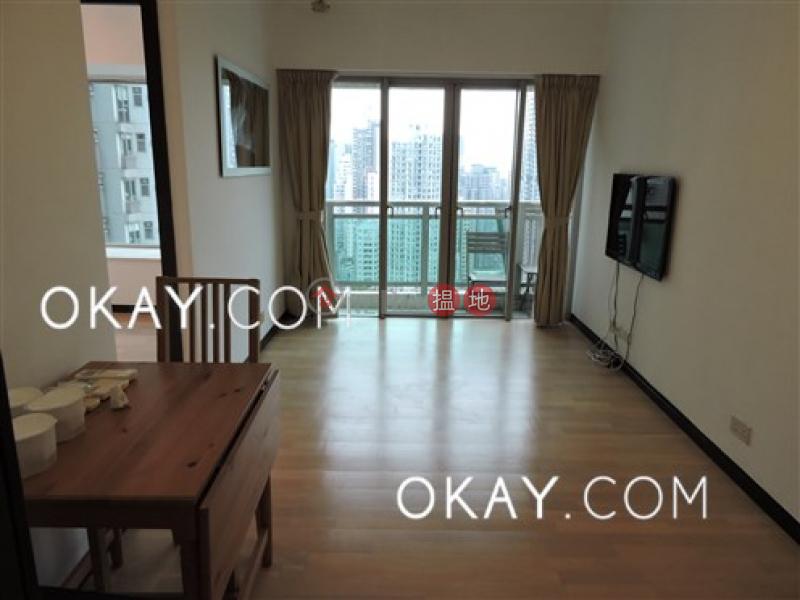 HK$ 1,300萬-匯賢居-西區2房1廁,極高層,海景,星級會所《匯賢居出售單位》