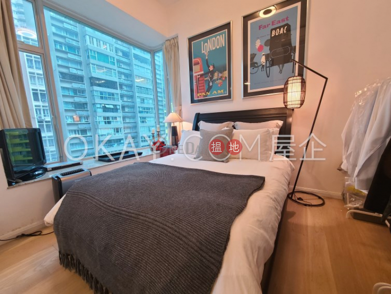 Property Search Hong Kong | OneDay | Residential Rental Listings Stylish 2 bedroom on high floor with balcony | Rental