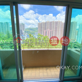 Tasteful 3 bedroom on high floor with balcony | Rental|The Morning Glory Block 1(The Morning Glory Block 1)Rental Listings (OKAY-R315130)_0