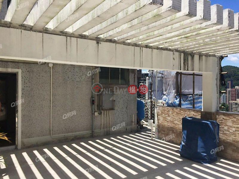 旺中帶靜,環境優美,特色單位,景觀開揚《連豐中心買賣盤》|184-186德士古道 | 荃灣香港-出售HK$ 2,300萬