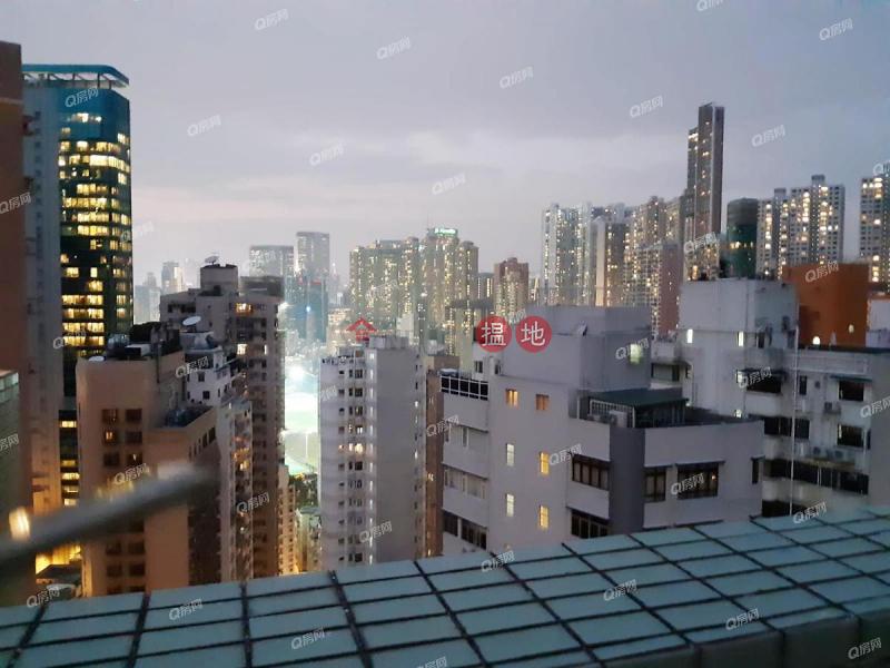 景觀開揚,核心地段,特色單位《銀星閣買賣盤》22-26山村道 | 灣仔區|香港-出售-HK$ 2,300萬