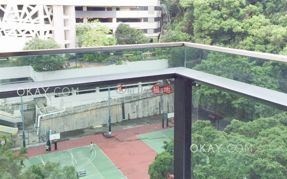 Popular 3 bedroom with balcony | Rental, 11 Davis Street | Western District, Hong Kong Rental | HK$ 40,500/ month