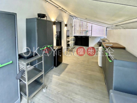 Elegant 1 bedroom on high floor with rooftop | Rental|59-61 Wellington Street(59-61 Wellington Street)Rental Listings (OKAY-R384364)_0