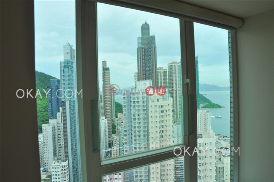 Charming 2 bed on high floor with sea views & balcony | For Sale | 26 Belchers Street | Western District Hong Kong Sales HK$ 10.5M