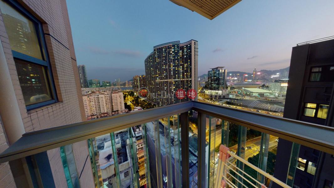 紅磡無敵煙花海景單位高層放售,400幾萬樓,上車收租首選,3鐵匯聚物業,升值無限8-12必嘉圍 | 九龍城-香港-出售HK$ 430萬