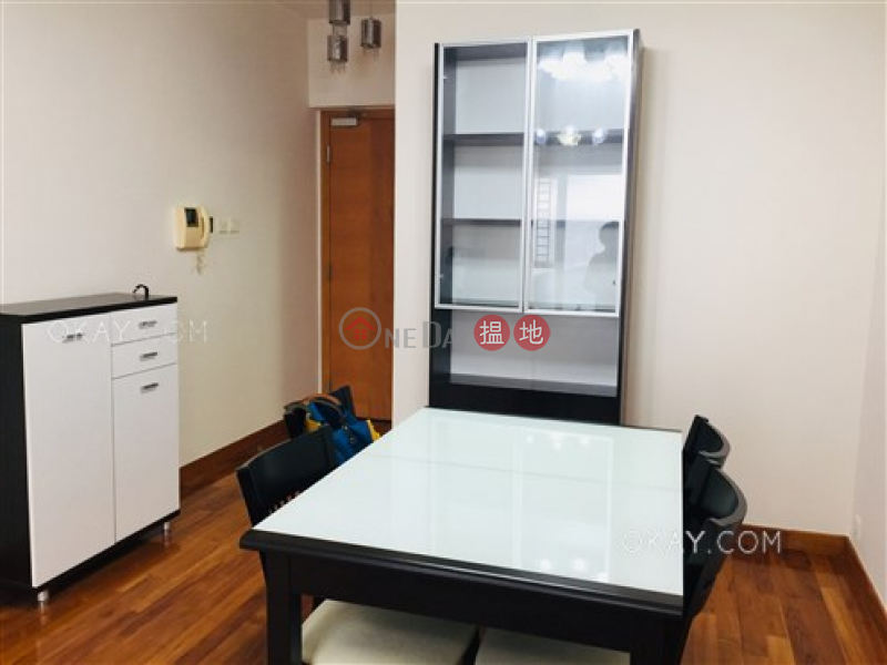 HK$ 45,000/ month   L\'Automne (Tower 3) Les Saisons, Eastern District Elegant 3 bedroom on high floor with sea views   Rental