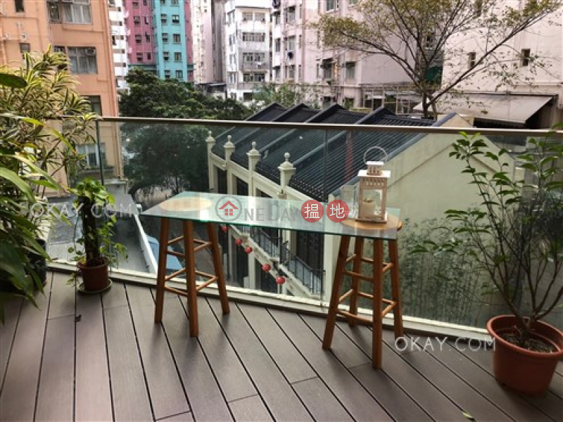 Property Search Hong Kong | OneDay | Residential, Rental Listings | Stylish 2 bedroom with terrace | Rental