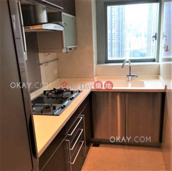 HK$ 42,000/ month, The Harbourside Tower 2 | Yau Tsim Mong, Elegant 2 bedroom in Kowloon Station | Rental