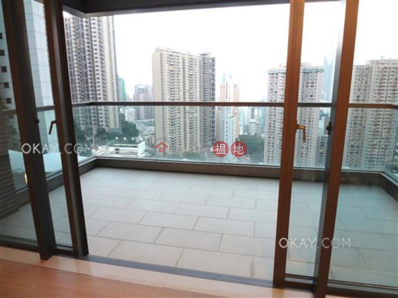 Lovely 3 bedroom with balcony & parking | Rental | Branksome Grande 蘭心閣 Rental Listings
