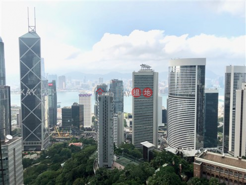 Property Search Hong Kong | OneDay | Residential | Rental Listings Efficient 4 bed on high floor with balcony & parking | Rental
