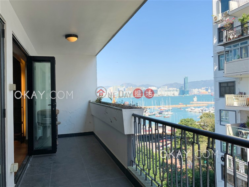 Property Search Hong Kong | OneDay | Residential, Rental Listings, Tasteful 2 bedroom on high floor with balcony | Rental