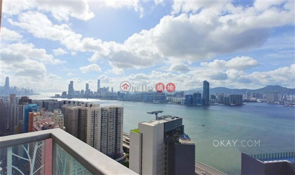 3房3廁,極高層,星級會所,露台《渣華道98號出租單位》98渣華道   東區-香港 出租 HK$ 42,000/ 月
