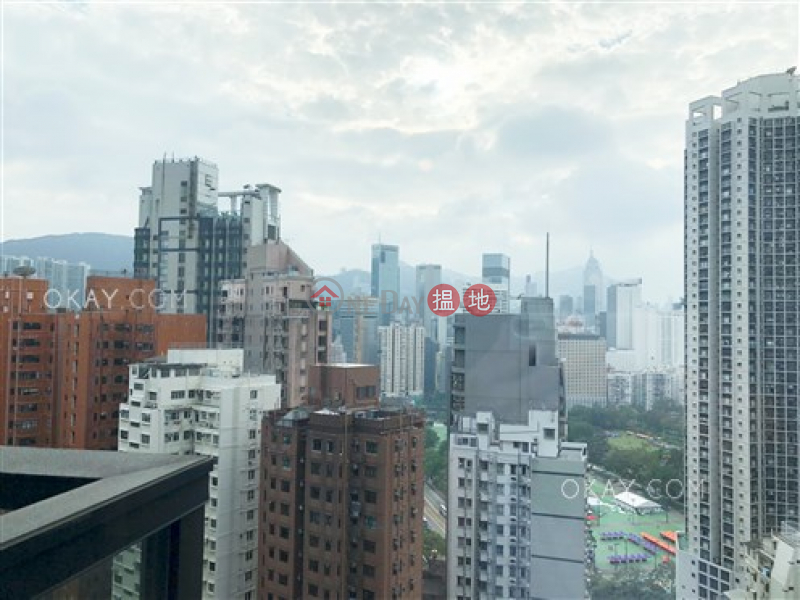 Nicely kept 3 bedroom on high floor with balcony | For Sale | Tower 3 The Pavilia Hill 柏傲山 3座 Sales Listings