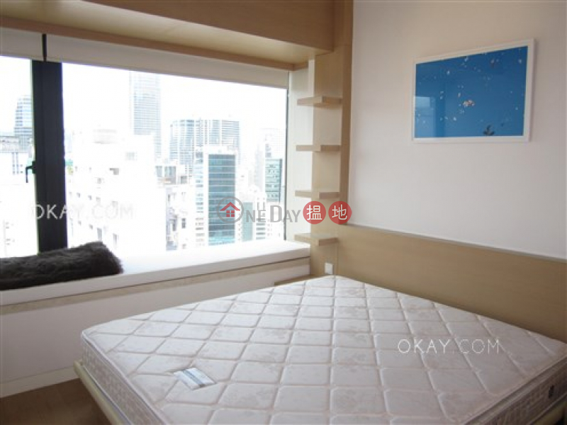 Charming 1 bedroom on high floor with balcony   Rental 38 Caine Road   Western District, Hong Kong, Rental HK$ 45,000/ month