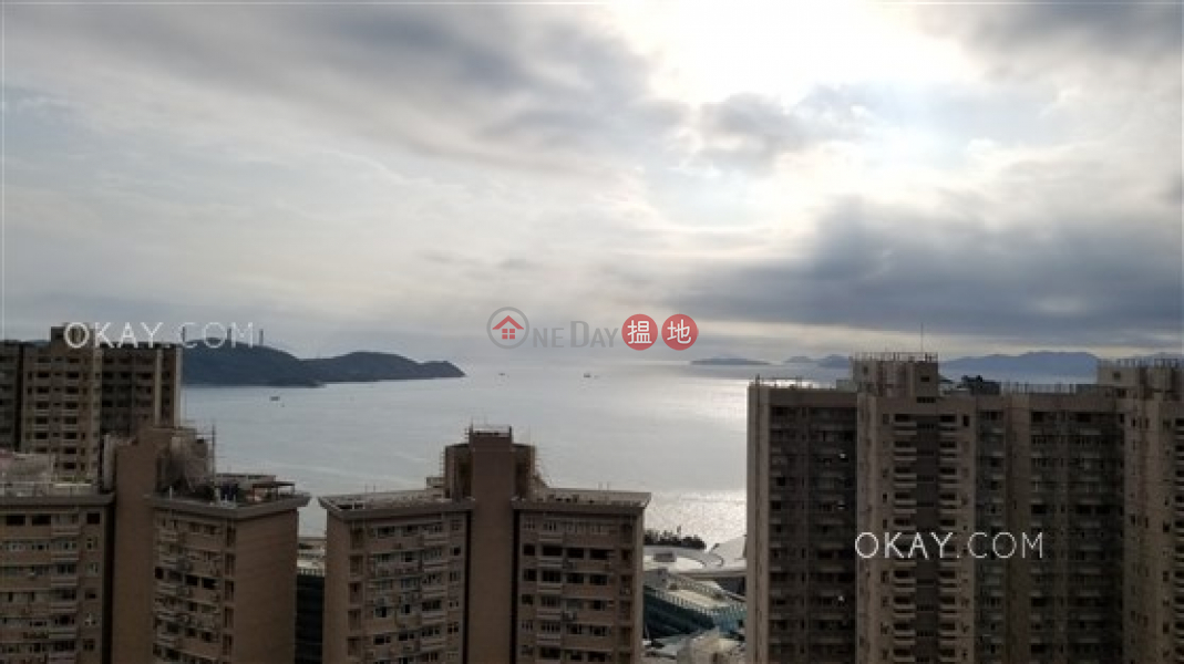 Efficient 3 bedroom with sea views, balcony | Rental 550-555 Victoria Road | Western District Hong Kong, Rental, HK$ 53,000/ month